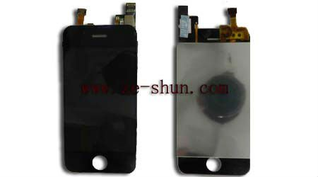 iphone 2G LCD+touchpad를 위한 이동 전화 lcd는 완료합니다
